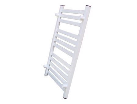 Grzejnik łazienkowy Kumiko 750x530 biały